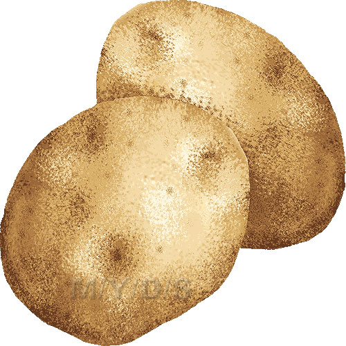 Potatoes Clipart Picture Large