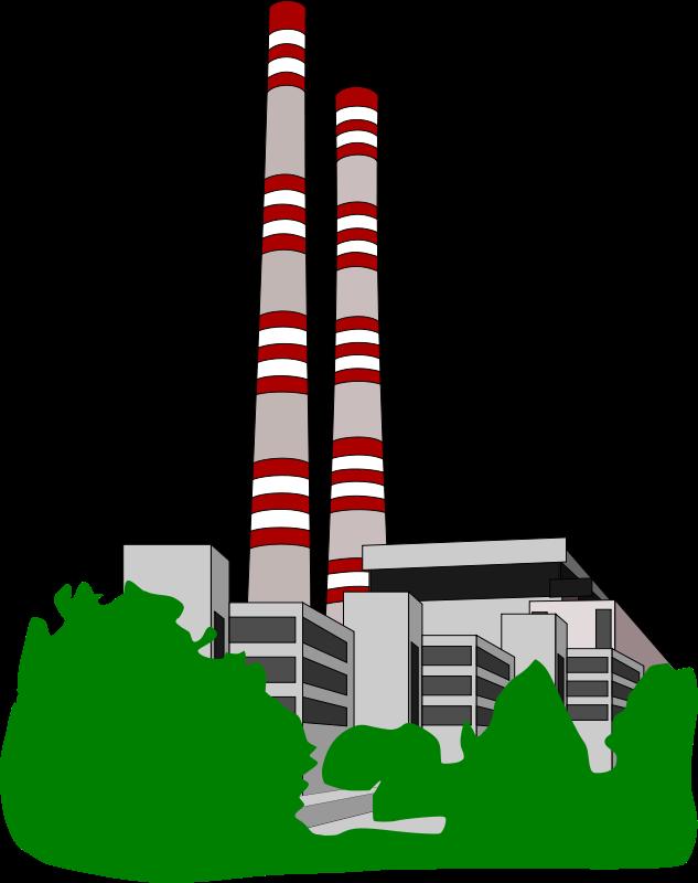 Power Plant Clip Art Cliparts Co