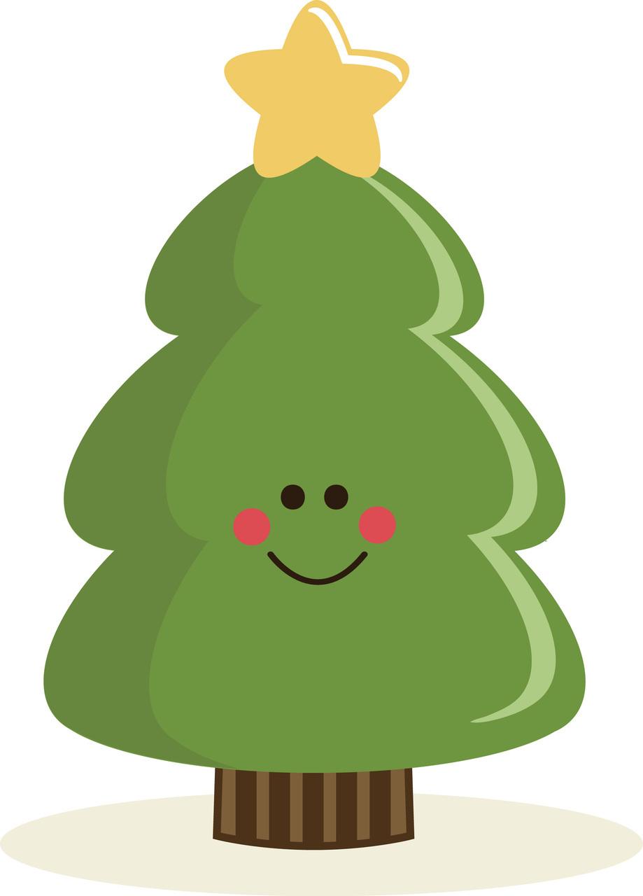 PPbN Designs - Cute Christmas Tree, $0.50 (http://www.ppbndesigns. Christmas Tree Clip ArtCute ...