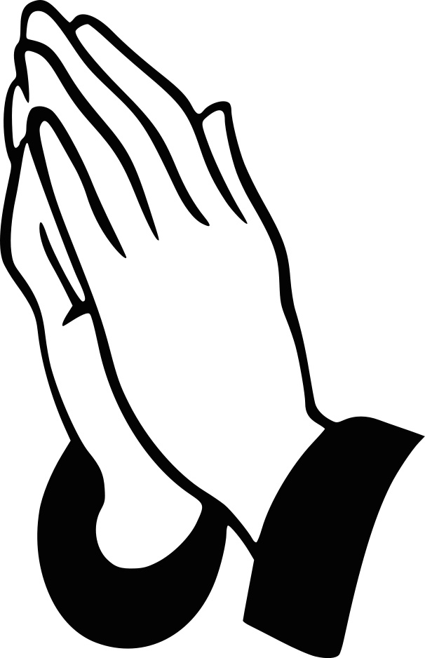 Praying Hands Clipart