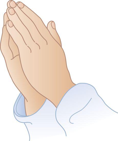 Praying hands clipart | Free Clip Art