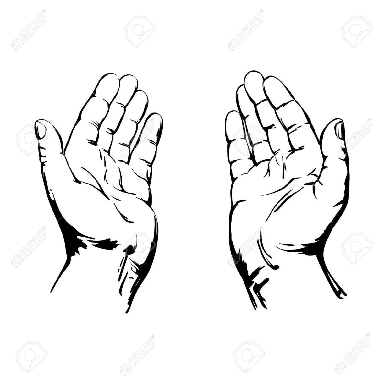 praying hands: Praying Hands .