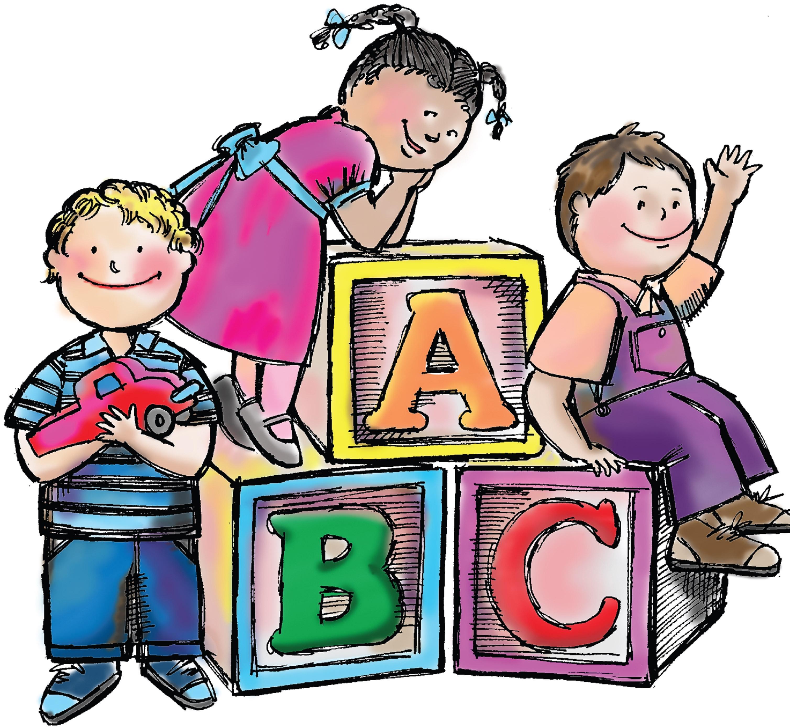 Preschool clip art borders free free clipart images