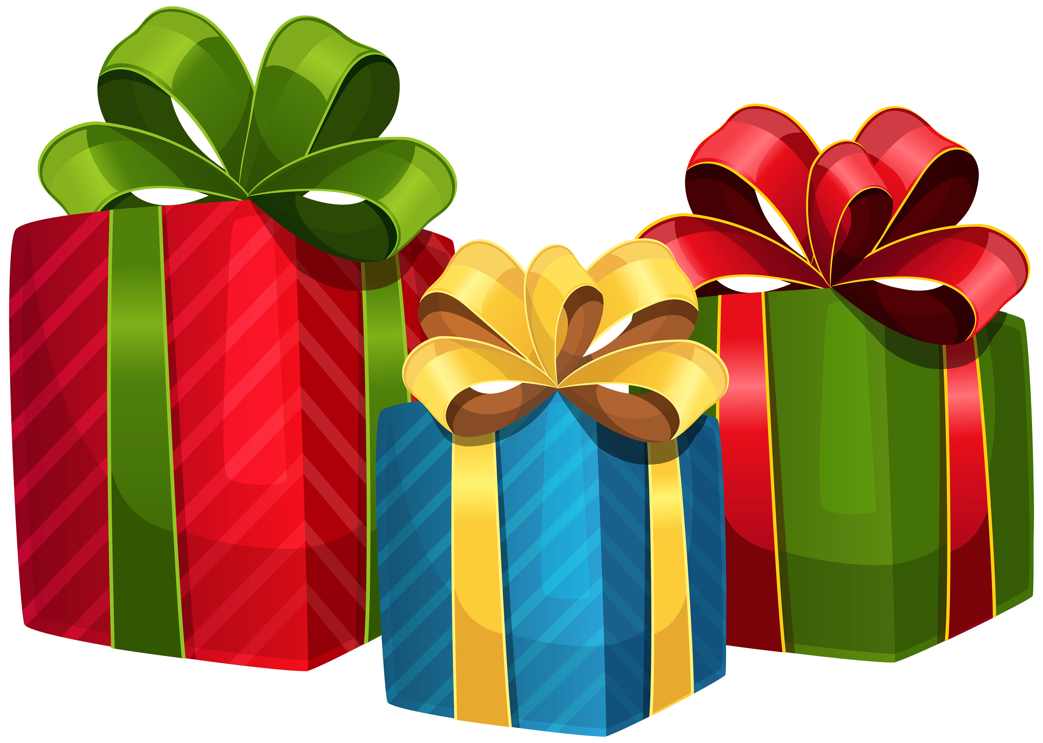 28  Collection of Gifts Clip  - Present Clipart