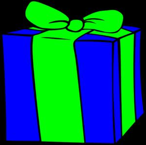Birthday Gift Clip Art - Present Clipart