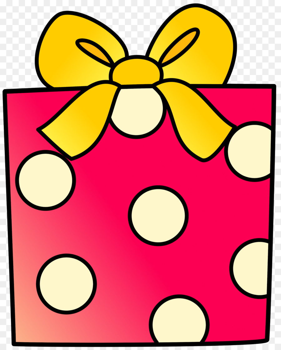 Gift Birthday Free content Cl - Present Clipart