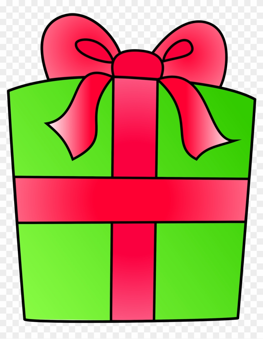 Gift Clipart - 2d Present Clipart