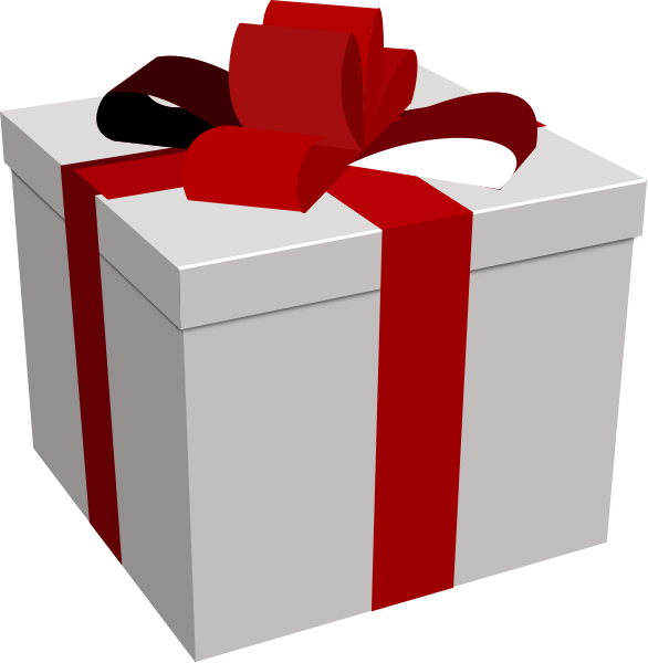 present clipart u0026middot; box clipart u0026middot; box clipart