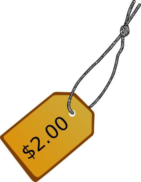 price clipart