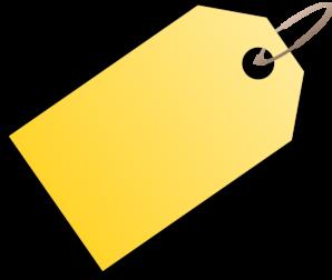 Price Tag Clip Art
