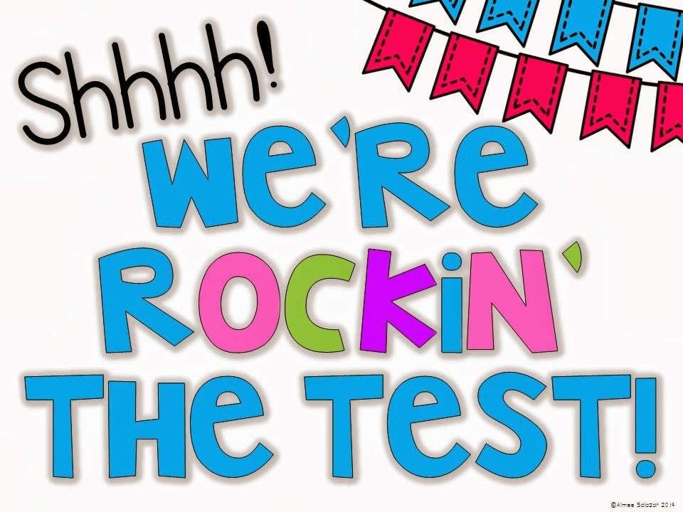 Primarily Speaking: Rock the Test!