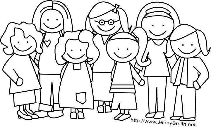Primary clipart. Free Instant Download