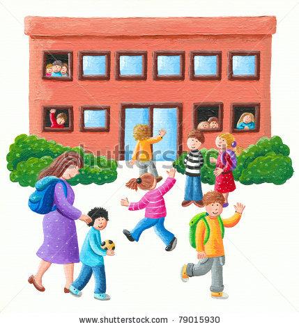 Primary School Clipart Fashionnow Website