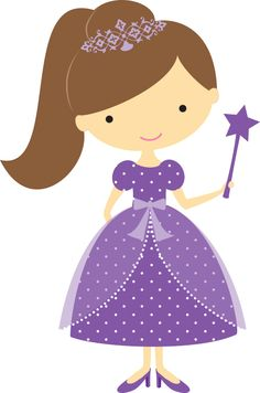 Princess castles and crowns on clip art princess