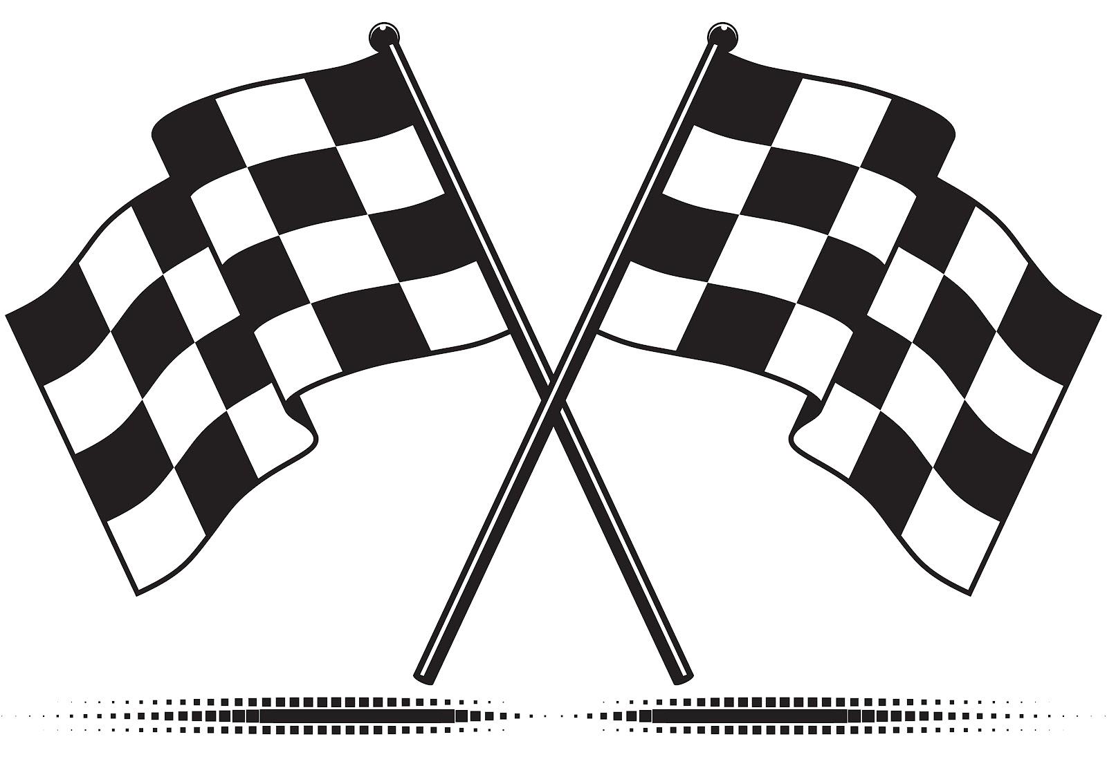 10 Checkered Flag Clip Art Preview Printable Checker Hdclipartall