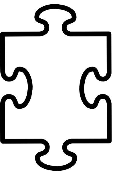 Printable Puzzle Pieces Template - ClipArt Best - ClipArt Best