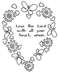 Printable Religious Clip Art ..