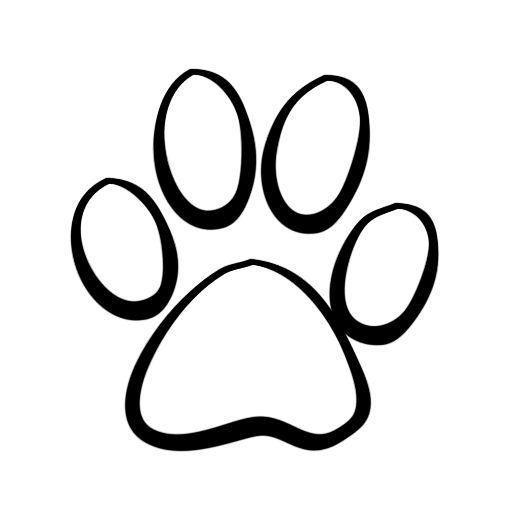 Prints Clip Art Kentbaby Free Download Tattoo Cat Paw Prints