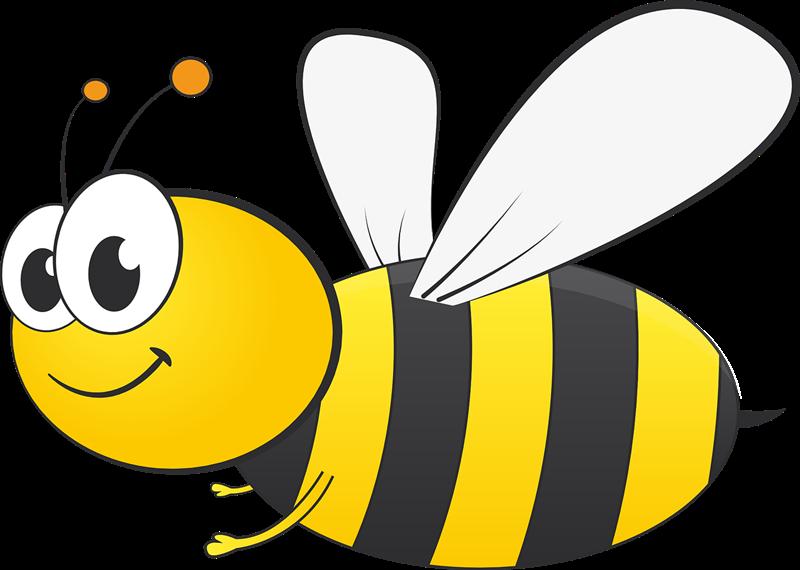 Public Domain Bee Clip Art