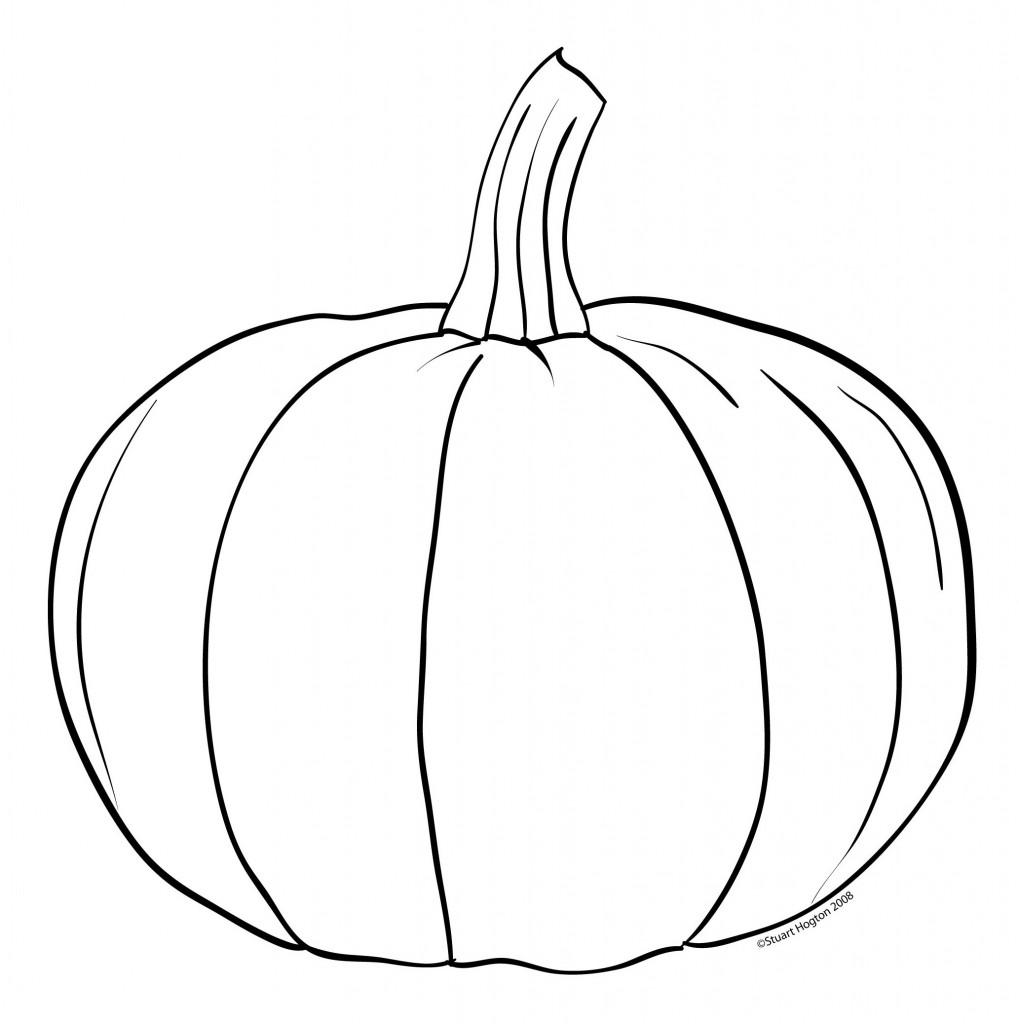 Pumpkin black and white big p - Pumpkin Clipart Black And White