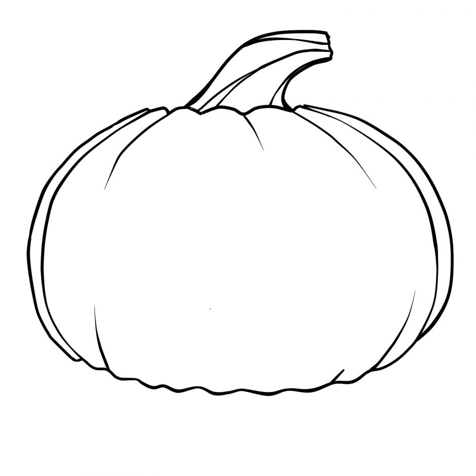 Pumpkin black and white black and white pumpkin clipart
