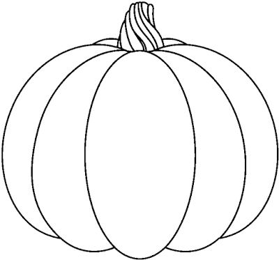 Pumpkin black and white pumpkin clipart black and white 3