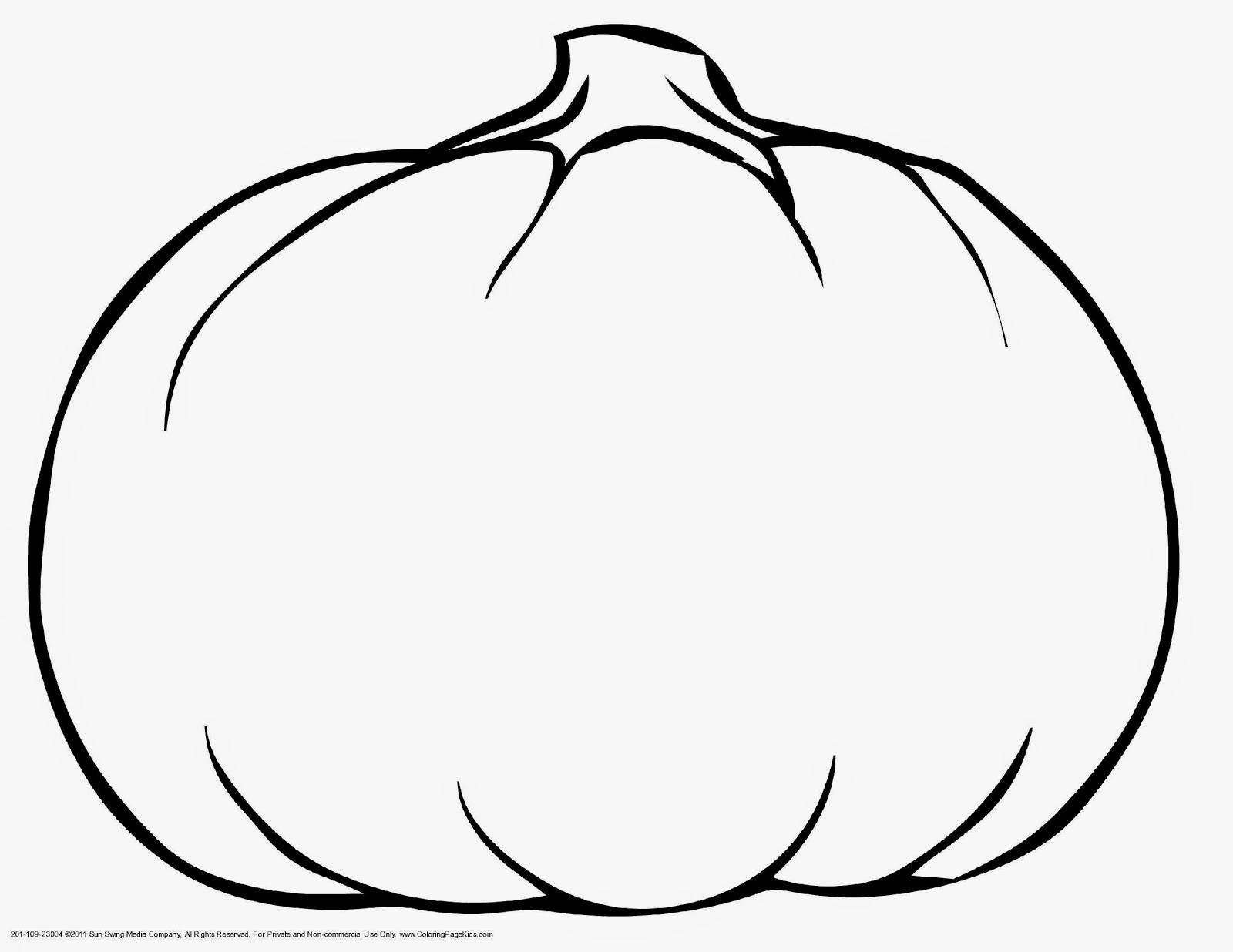 Pumpkin black and white smile - Pumpkin Clipart Black And White