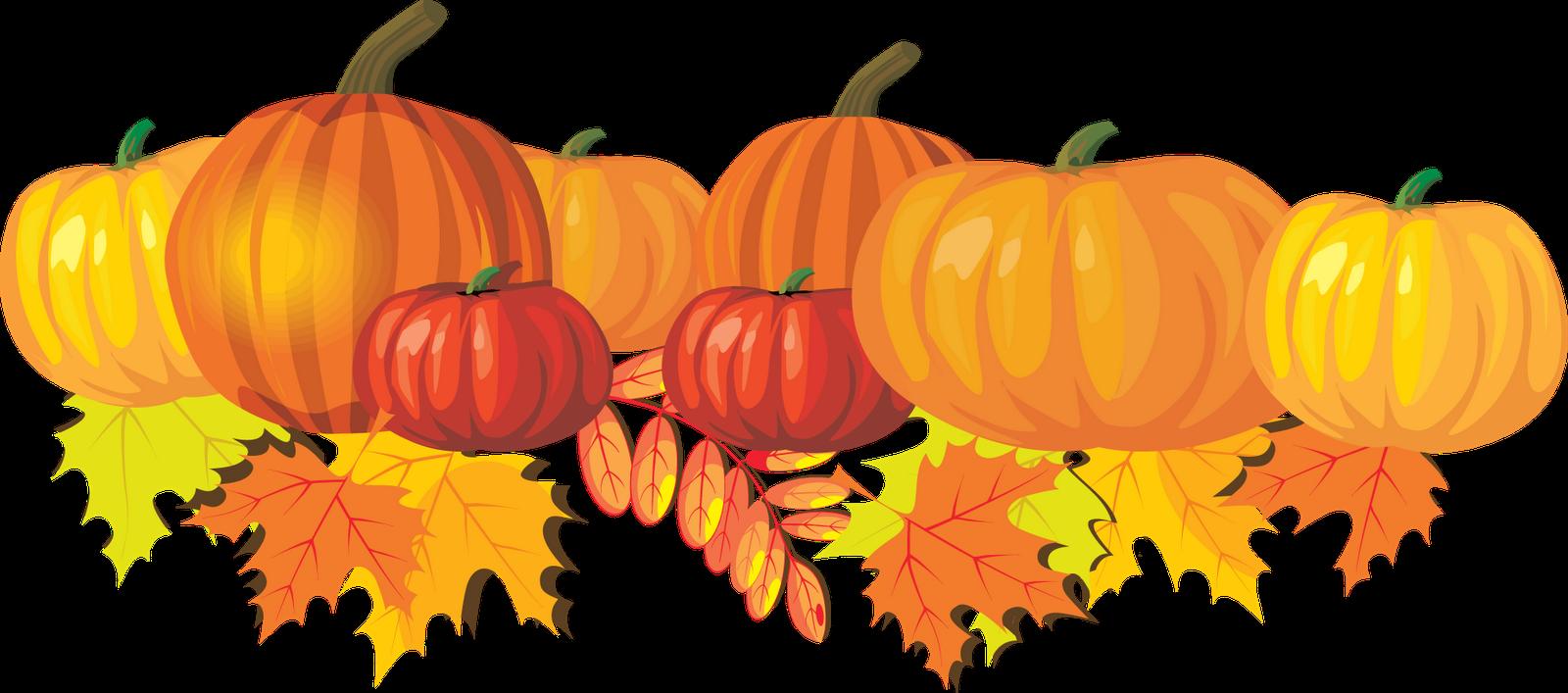 Pumpkin patch clipart 4