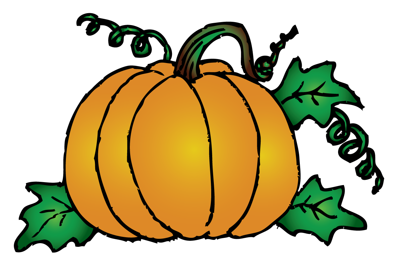Pumpkin Vine Clip Art | Clipart library - Free Clipart Images
