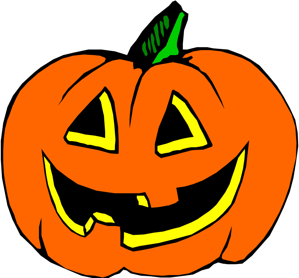Pumpkin clipart cute #8