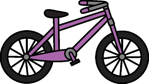 Purple Bicycle