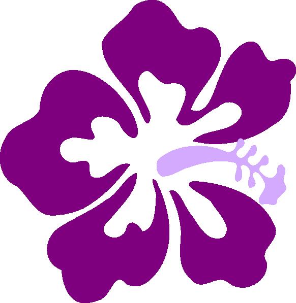 Purple Flower Clipart | Cool Eyecatching tatoos