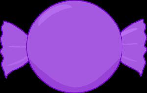 Purple Hard Candy