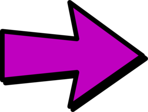 Purple Right Arrow Clip Art