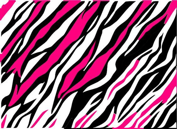 Purple Zebra Print Background   Black And White Zebra Print Background clip art - vector clip