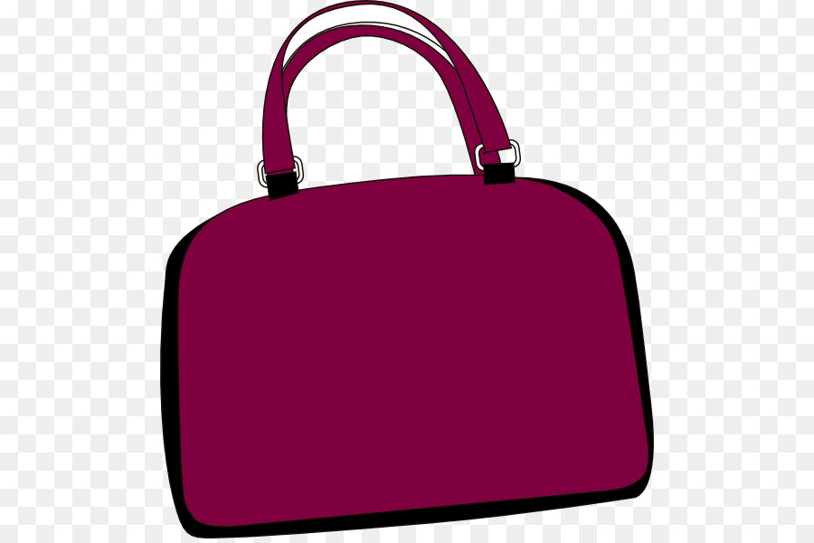 Handbag Shopping Bag Clip Art - Free Purse Cliparts