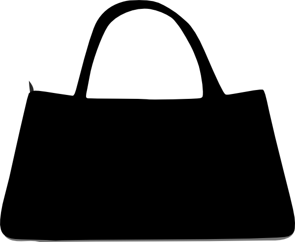 Purse Purple Handbag Clip Art At Vector Clip Art Image