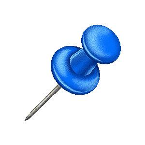 Push pin clip art - ClipartFest