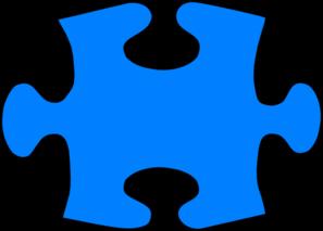 Puzzle Pieces Clipart - .