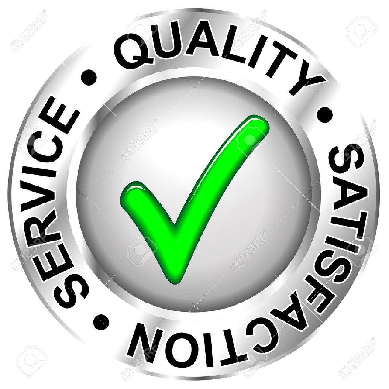 Label Quality,satisfaction,service Stock Vector - 21322380