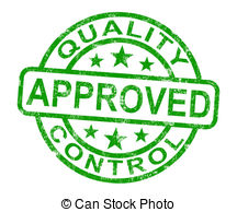 . Hdclipartall.com Quality Control Approved Stamp Shows Excellent Products