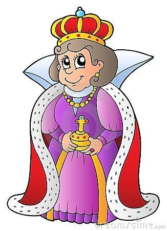 Queen Clip Art