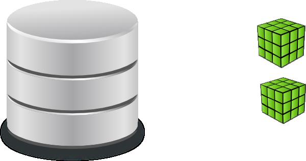 Query Database Clip Art