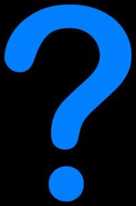 Question Mark Clip Art At ..
