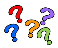Multiple Question Marks Clipa - Question Mark Clipart