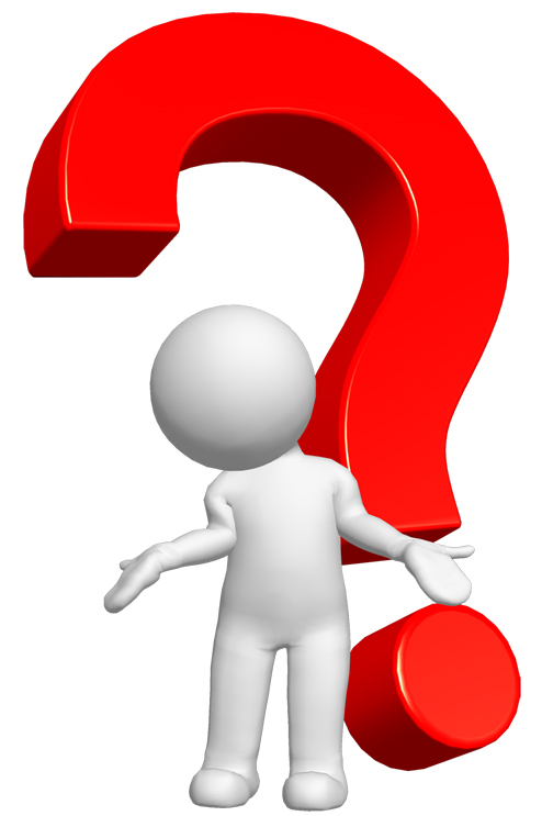 Questions question clipart clipart kid