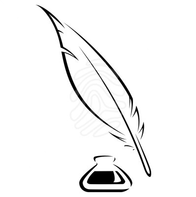 Quill clipart - ClipartFest