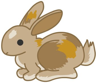 Rabbit clip art clipart cliparts for you