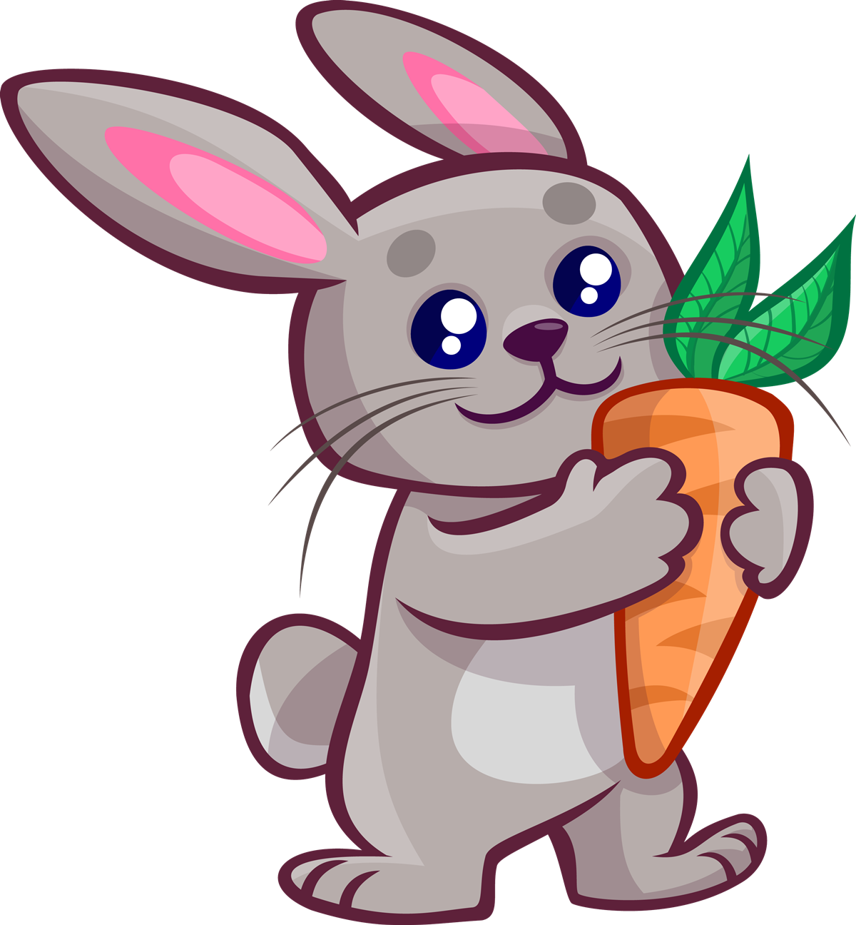 Rabbit Clipart 25 - Rabbit Clipart