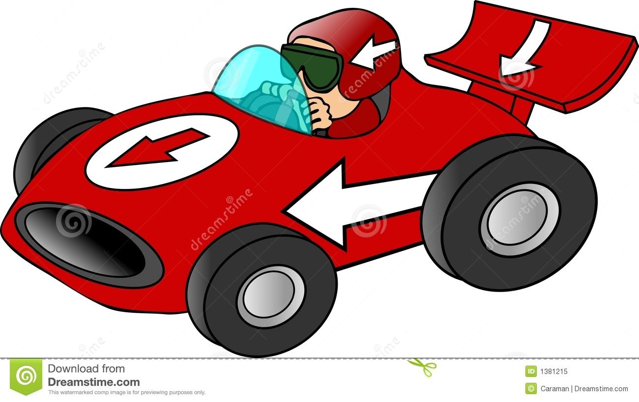 race car clipart
